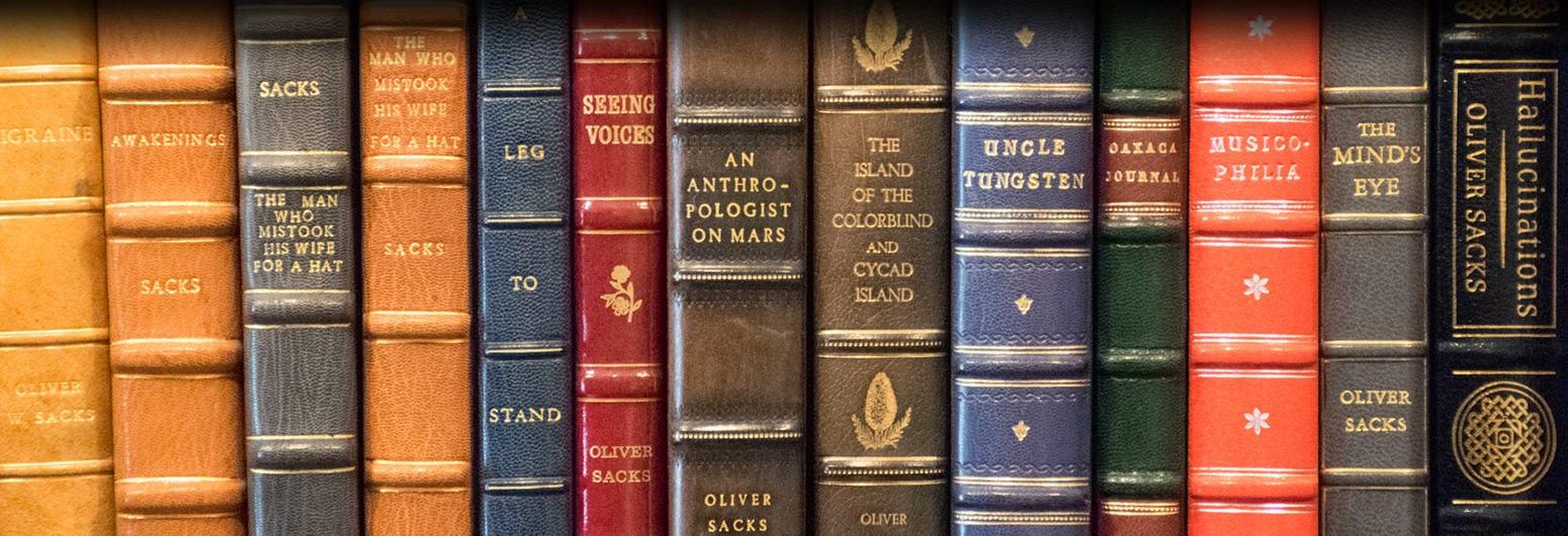 Lomos de libros
