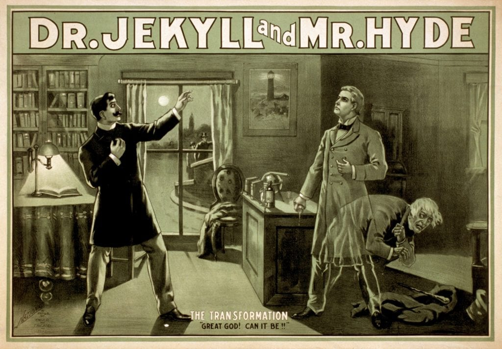 Dr Jekyll y Mr. Hide