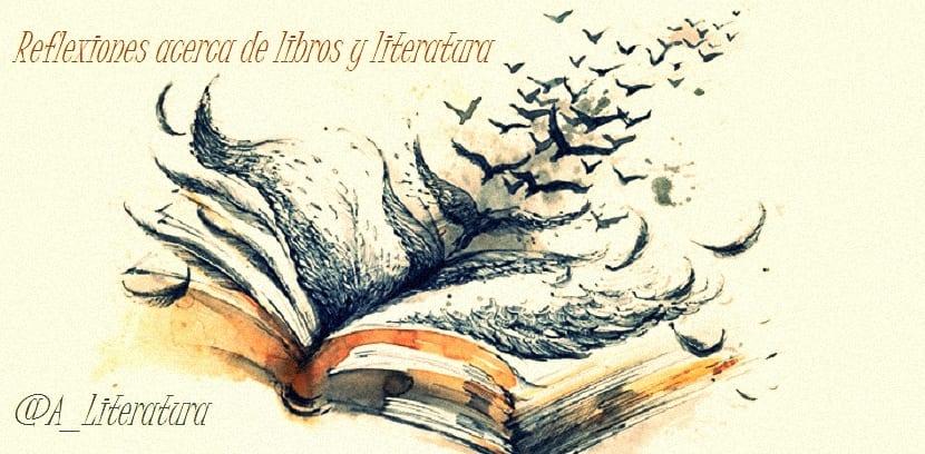 Reflexiones acerca de libros y literatura