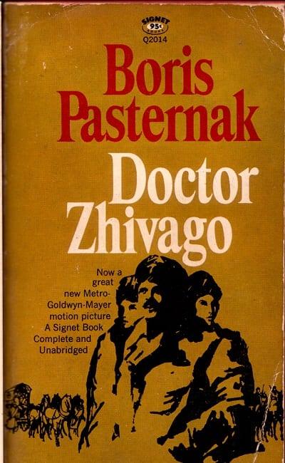 El doctor Zhivago - Mario Vargas Llosa
