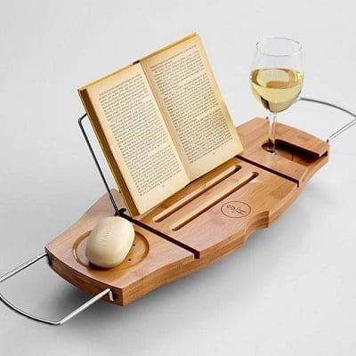 Regalos perfectos para los amantes de la lectura - Baño de espuma