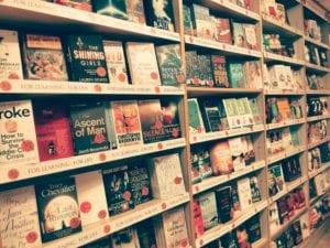 Estantería de libros