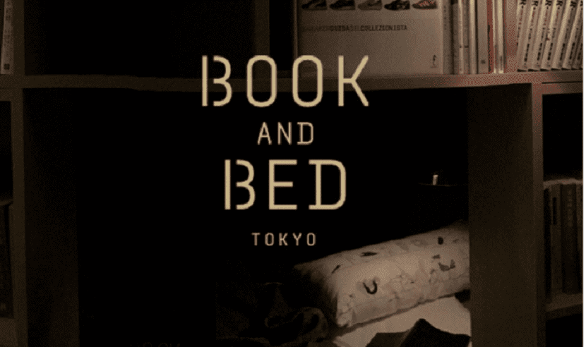 Book & Bed, Tokio