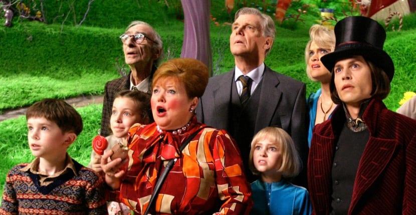 Hoy hace 100 años que nació Roald Dahl - Charlie y la fárica de chocolate