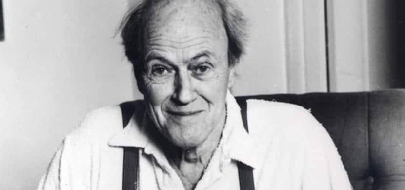 Hoy hace 100 años que nació Roald Dahl
