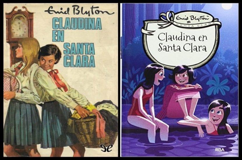 El cuarto libro de la serie de Santa Clara