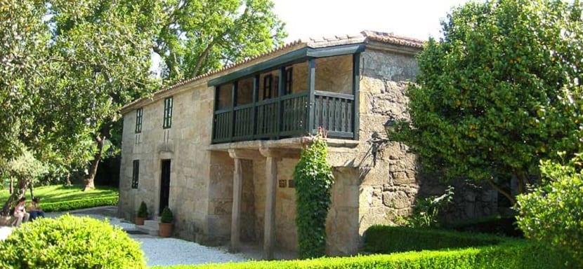 Casa-Museo Rosalía de Castro