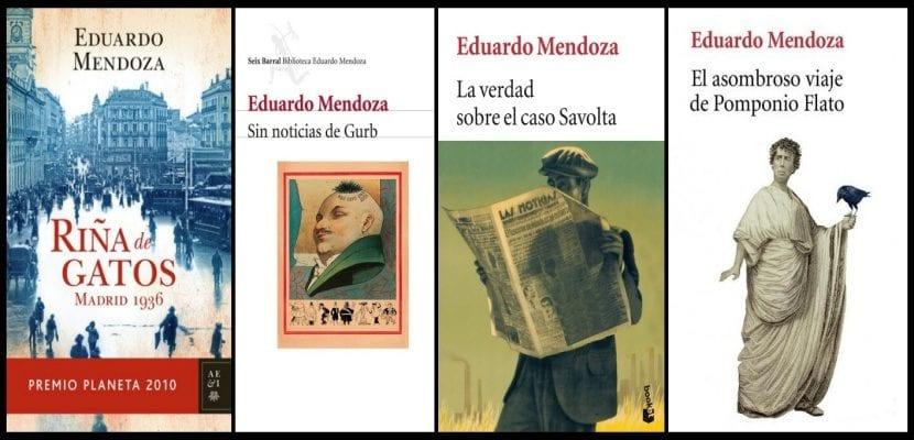 Algunos títulos de Mendoza