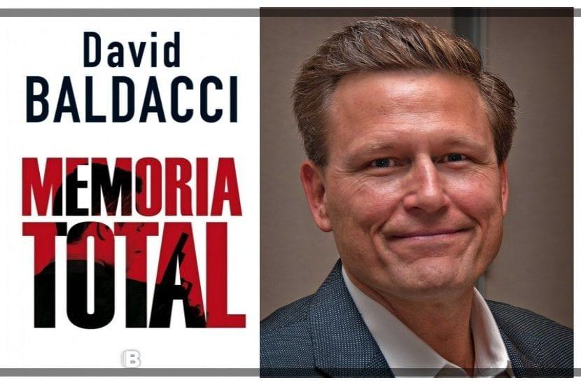 David Baldacci crea un nuevo personaje en Memoria total.