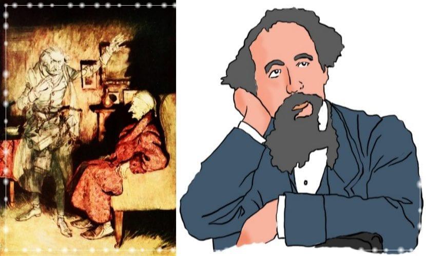 Dickens escribió más cuentos de Navidad.