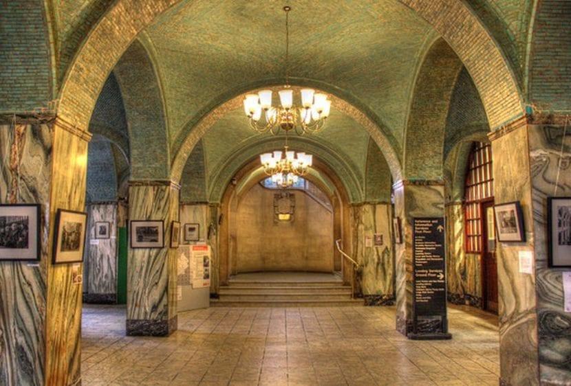 Biblioteca central de Bristol