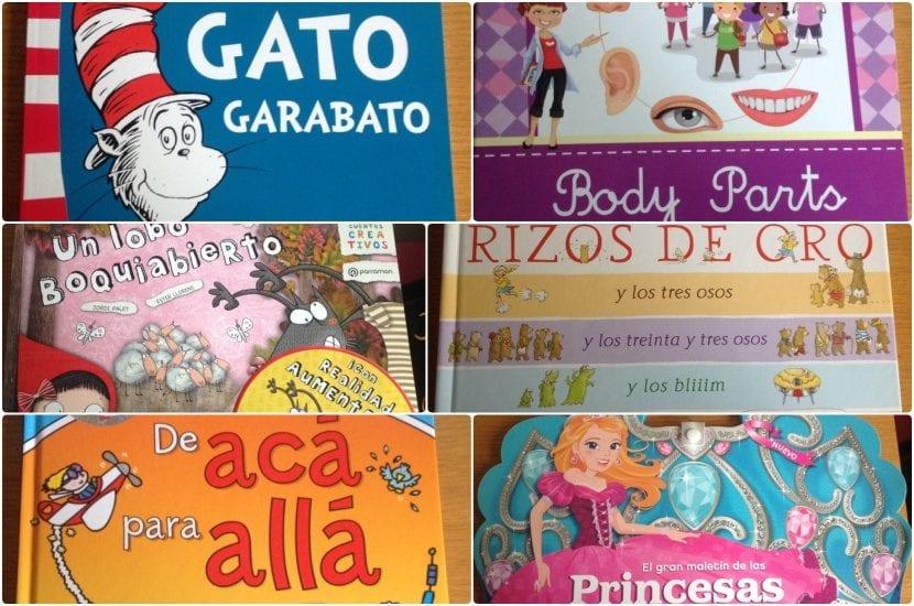 6 Libros Infantiles De Diversos Formatos Para Cualquier