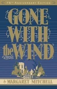 Lo que el viento se llevó de Margaret Mitchell