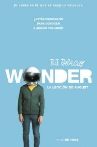 Wonder , la eleccion de august