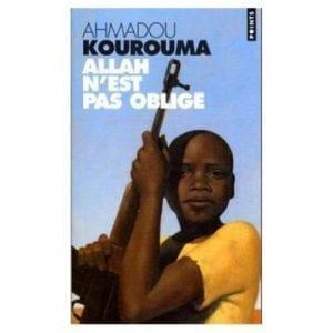 Alá no está obligado de Ahamadou Kourouma