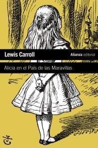 Alicia en el país de las maravillas de Lewis Carroll