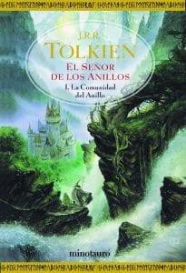 El señor de los anillos de J R.R. Tolkien