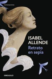 Retrato en sepia de Isabel Allende