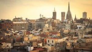 Barcelona: Escenario de los casos de Petra Delicado.
