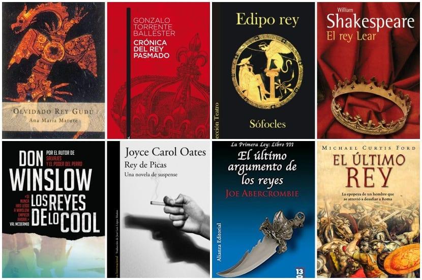 8 libros de reyes para el Día de Reyes. Clásicos, negros y épicos