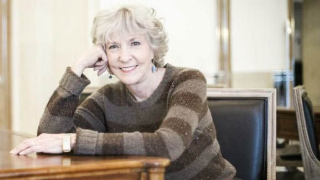 Sue Grafton se lleva con ella la última letra del abecedario.