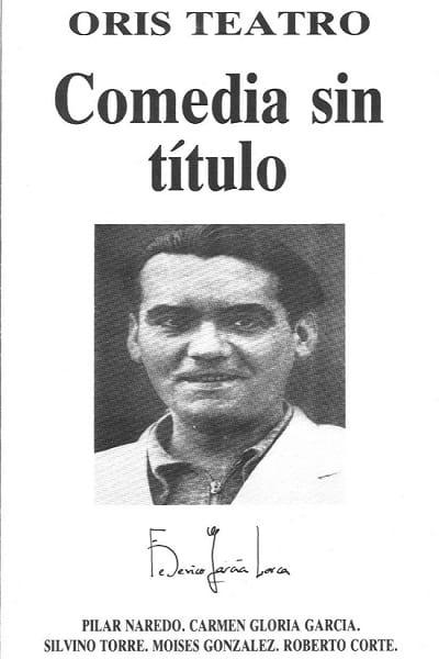 Alberto Conejero escribe el final de la obra inconclusa de Lorca 1