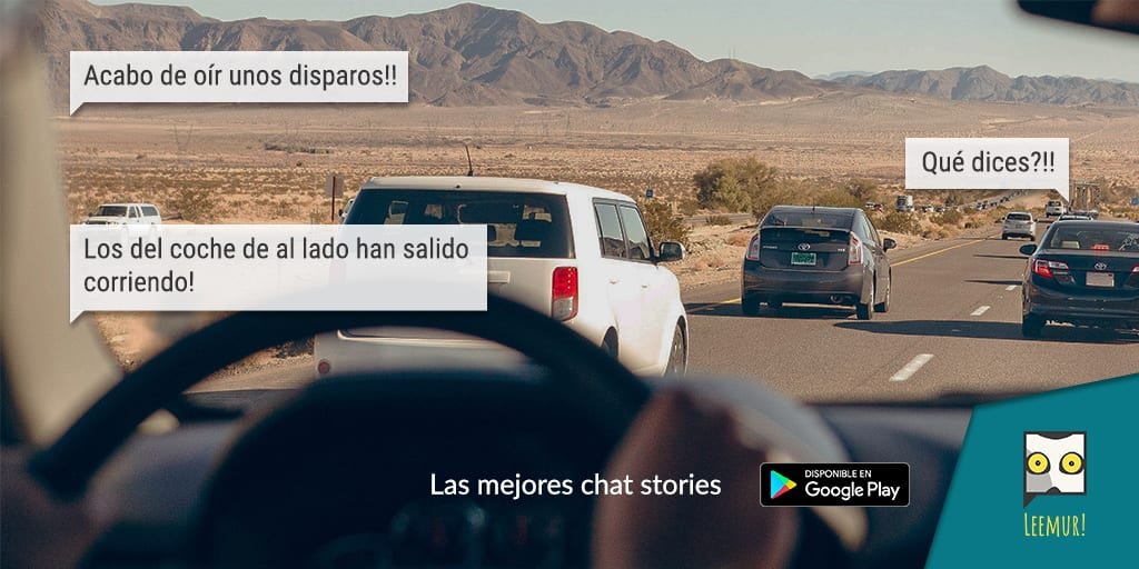 Leemur: La primera app de Chat Stories en castellano.