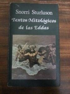 Textos mitológicos de las Eddas de Snorri Sturluson