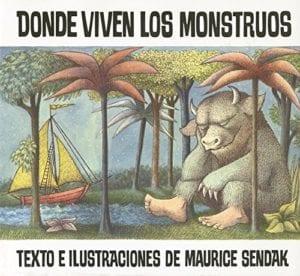 Donde viven los monstruos de Maurice Sendak