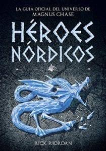 Héroes nórdicos de Rick Riordan