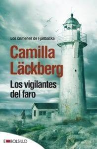 Los vigilantes del faro de Camilla Lackberg