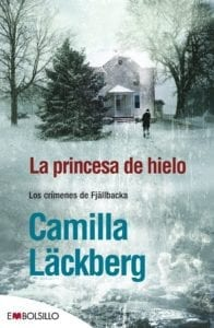 La princesa de hielo de Camilla Lackberg