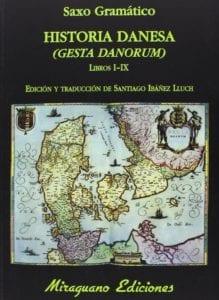Historia Danesa de Saxo Gramático