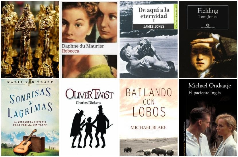 7 libros que se llevaron el Óscar a la mejor película