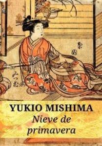 Nieve de primavera de Yukio Mishima