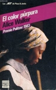 El color púrpura de Alice Walker