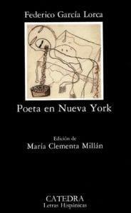 Poeta de Nueva York de Federico García Lorca