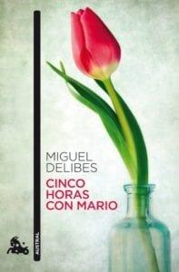 Cinco horas con Mario, de Miguel Delibes