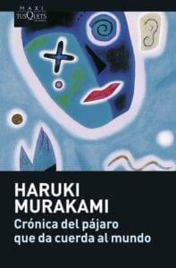 Crónica del pájaro que da cuerda al mundo de Haruki Murakami