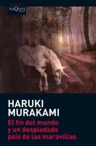 El fin del mundo y un despiadado país de las maravillas de Haruki Murakami