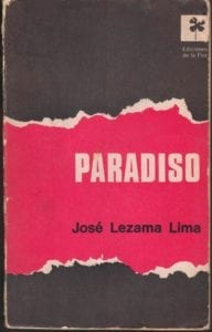 Paradiso de José Lezama Lima