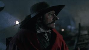 Cyrano de Bergerac, fotograma de la película homónima.