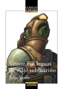 Veinte mil leguas de viaje submarino de Julio Verne