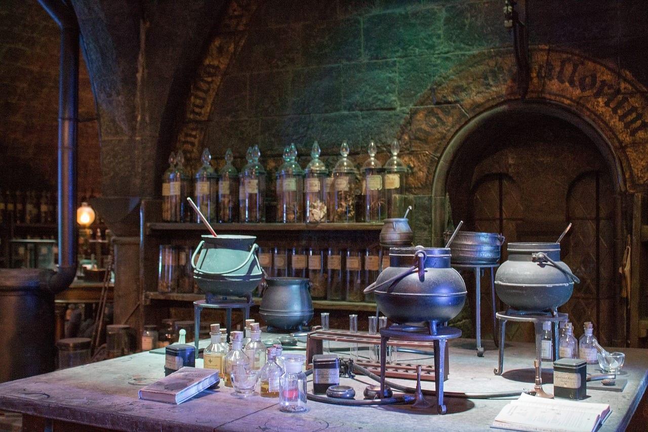 J.K. Rowling: La complicada química del éxito.
