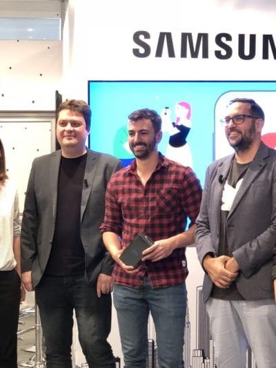 Modesto García y Manuel Bartual: Autores de los dos relatos virales de Twitter.