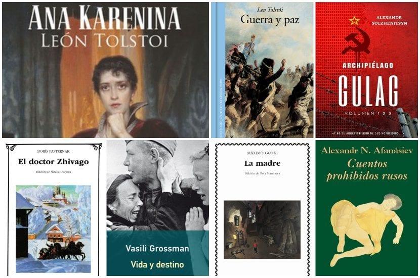 Rusia 7 Clásicos Imprescindibles De Su Literatura Los Hemos Leído Actualidad Literatura