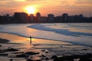 Gijón, escenario excepcional para la Semana Negra, uno de los festivales europeos de más renombre.