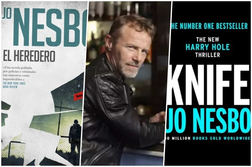 jo nesbø harry hole 2019