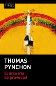 El arco iris de gravedad de Thomas Pynchon
