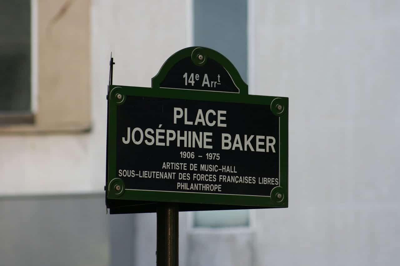 Simenon y Baker, unidos por su desbordada pasión por el sexo.